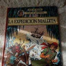 Cómics: CORI EL GRUMETE - LA EXPEDICION MALDITA. Lote 43969800