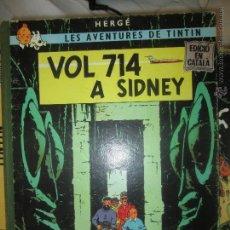 Cómics: VOL 714 A SIDNEY - PRIMERA (1ª) EDICIÓ - MAIG 1969 - JOVENTUT - EN CATALÀ - MAGNIFICO ESTADO. Lote 44029125