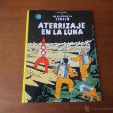 Cómics: TINTIN: ATERRIZAJE EN LA LUNA ED. JUVENTUD 2003 TAPA BLANDA (RÚSTICA). Lote 44162655