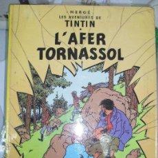 Cómics: TINTIN, L'AFER TORNASSOL 1988 VUITENA EDICIO.. Lote 44309692