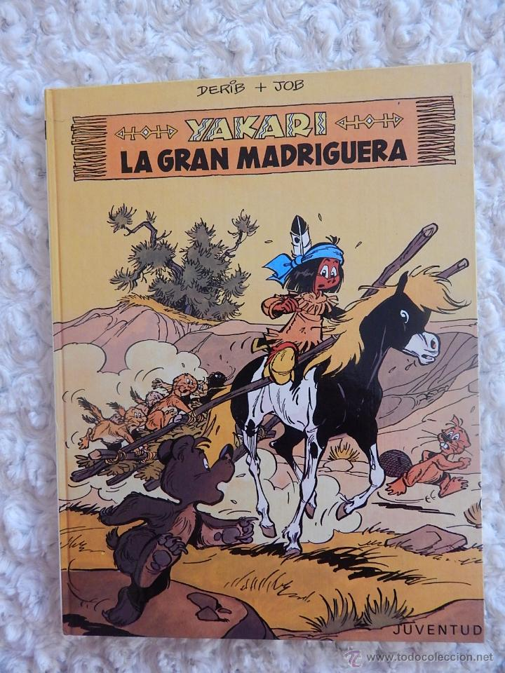 YAKARI - LA GRAN MADRIGUERA N. 10 (Tebeos y Comics - Juventud - Yakary)
