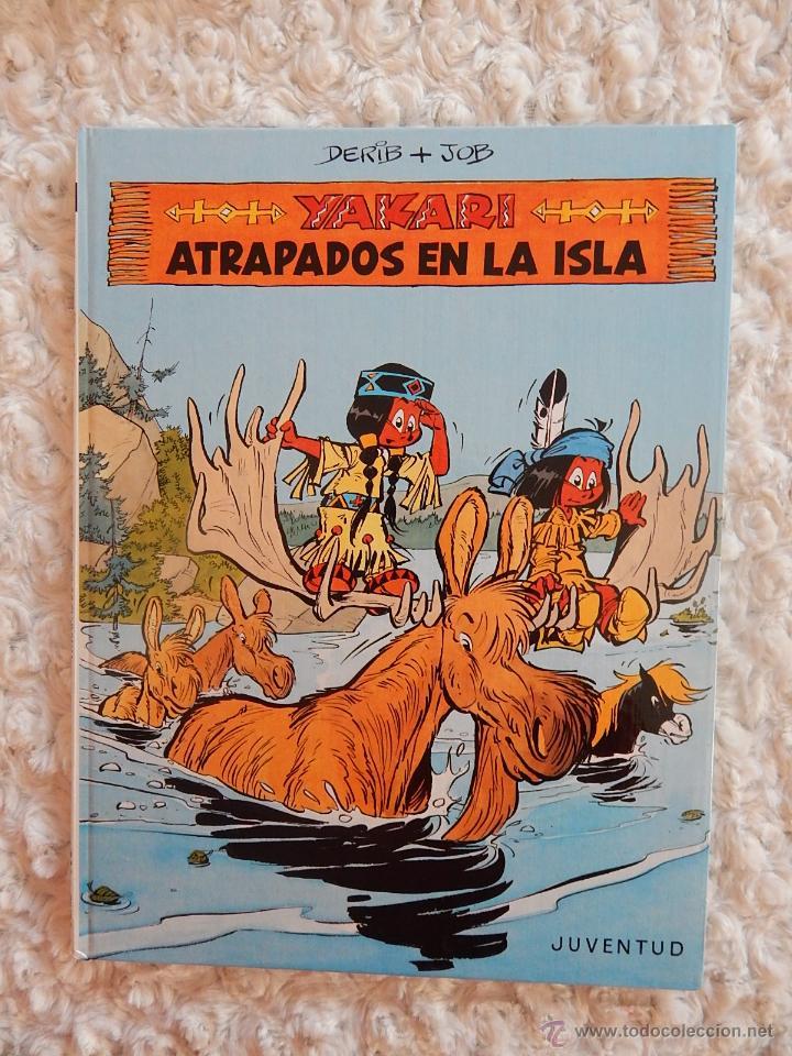 YAKARI - ATRAPADOS EN LA ISLA N. 9 (Tebeos y Comics - Juventud - Yakary)
