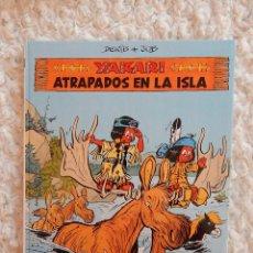 Cómics: YAKARI - ATRAPADOS EN LA ISLA N. 9. Lote 44429403