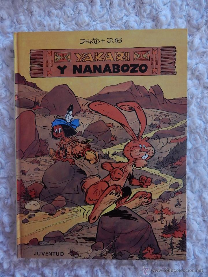 YAKARI - Y NANABOZO N. 4 (Tebeos y Comics - Juventud - Yakary)