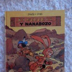 Cómics: YAKARI - Y NANABOZO N. 4. Lote 44429448