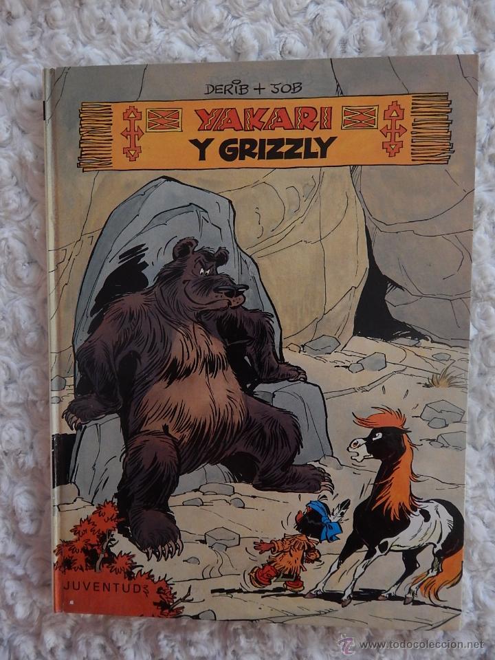 YAKARI - Y GRIZZLY N. 5 (Tebeos y Comics - Juventud - Yakary)
