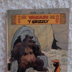 Cómics: YAKARI - Y GRIZZLY N. 5. Lote 44429483