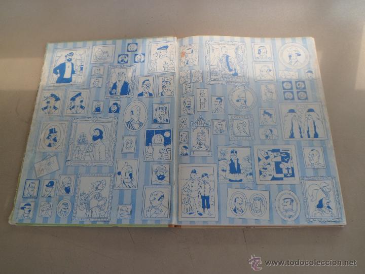 Cómics: TINTIN EN AMERICA - PRIMERA EDICION 1968 - LOMO DE TELA - Foto 5 - 44677732