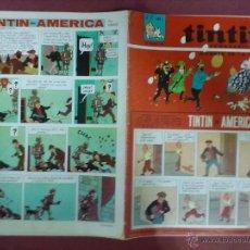 Comics: TINTIN Nº 22 10-IV-68. Lote 44858550