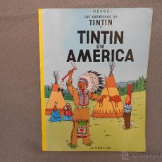 Cómics - TINTIN EN AMERICA - 45152687