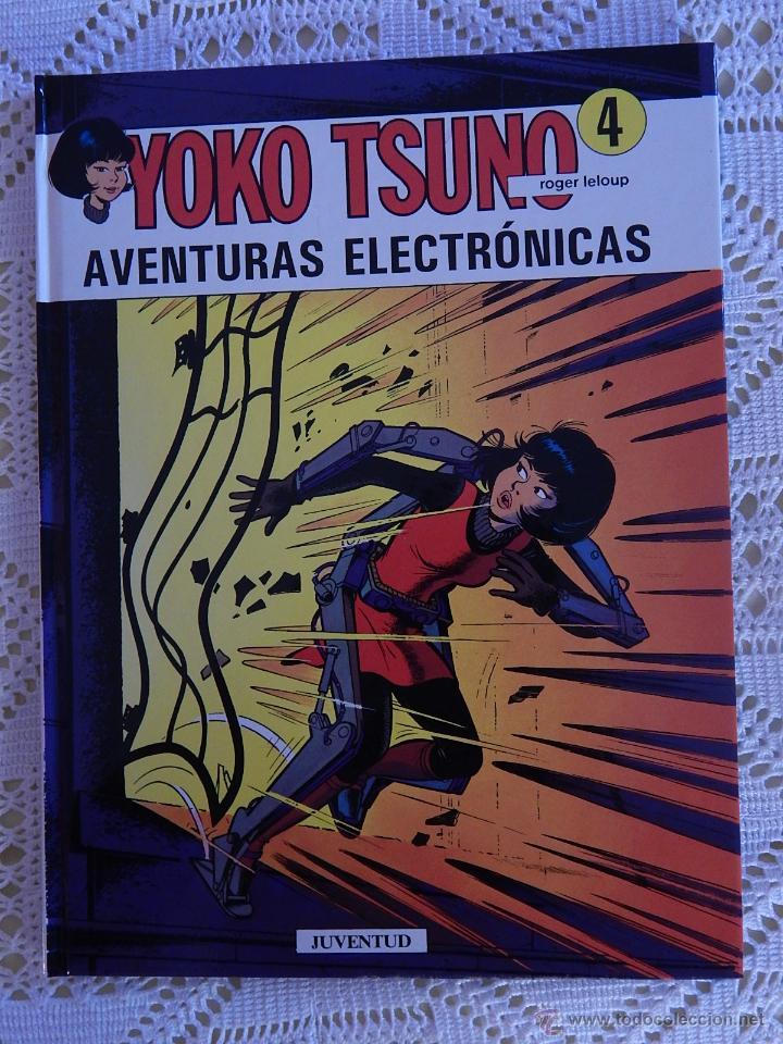 YOKO TSUNO - N. 4 - AVENTURAS ELECTRONICAS (Tebeos y Comics - Juventud - Yoko Tsuno)