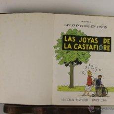 Cómics: 5245- LAS JOYAS DE LA CASTAFIORE. HERGE, EDIT. JUVENTUD. SEPTIMA EDICION. 1982.. Lote 49027018