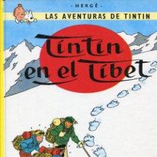 Cómics: TINTIN EN EL TIBET. Lote 45516340