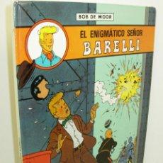 Comics : BARELLI Nº 1 EL ENIGMATICO SEÑOR BARELLI ED. JUVENTUD 1990. Lote 45628145