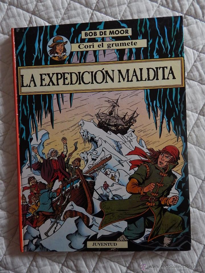 CORI EL GRUMETE - LA EXPEDICION MALDITA (Tebeos y Comics - Juventud - Cori el Grumete)