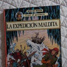 Cómics: CORI EL GRUMETE - LA EXPEDICION MALDITA. Lote 45720599
