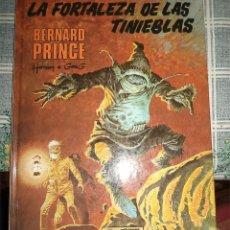Cómics: LA FORTALEZA DE LAS TINIEBLAS BERNARD PRINCE HERMAN GREG ED. JUNIOR N.º 11 PASTA DURA. Lote 45771295