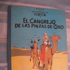 Cómics: EL CANGREJO DE LAS PINZAS DE ORO 3ª EDICION. Lote 45796050