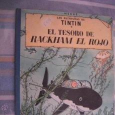 Cómics: EL TESORO DE RACKHAM EL ROJO 4ª EDICION. Lote 45796061