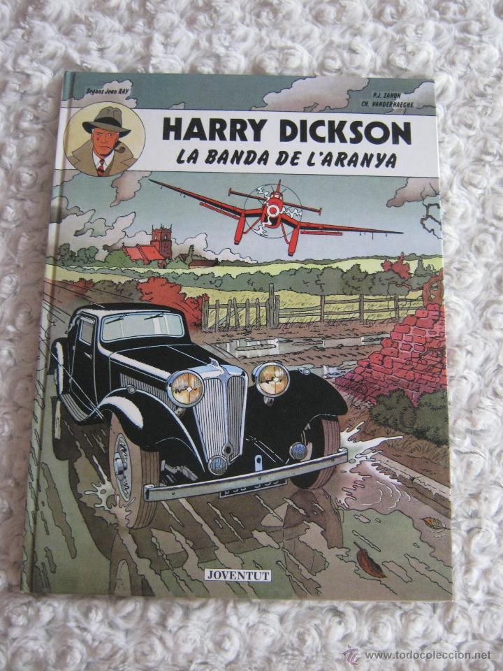 HARRY DICKSON - LA BANDA DE L´ARANYA N. 1 - CATALA (Tebeos y Comics - Juventud - Otros)