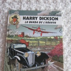 Cómics: HARRY DICKSON - LA BANDA DE L´ARANYA N. 1 - CATALA. Lote 46038620
