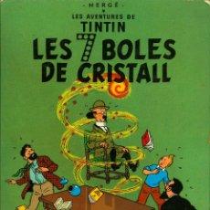 Cómics: LES 7 BOLES DE CRISTALL (TAPA DURA, 1978 SEGONA EDICIÓ). Lote 46064494