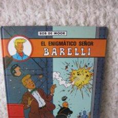 Cómics: BARELLI N. 1 - EL ENIGMATICO SEÑOR BARELLI. Lote 46306158