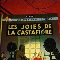 Comics - TINTIN LIBRO Les Joies de la castafiore Dotzena edicio del 94 - 46386798