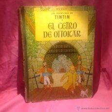 Cómics: LAS AVENTURAS DE TINTÍN (EL CETRO DE OTTOKAR)SEGUNDA EDICCION. Lote 46517735