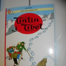 Cómics: TINTIN IDIOMAS - TINTIN EN EL TIBET - TINTIN I TIBET - SUECO. Lote 57582389