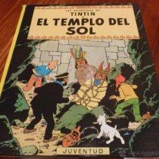 Cómics: EL TEMPLO DEL SOL TINTIN. Lote 46763794