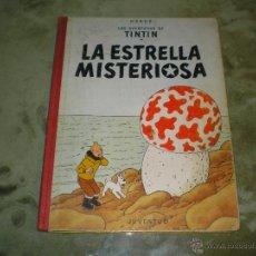 Cómics: TINTIN LA ESTRELLA MISTERIOSA 3ª EDICION DICIEMBRE 1967. Lote 46953008