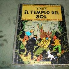Cómics: TINTIN EL TEMPLO DEL SOL 4ª EDICION 1969. Lote 46953068