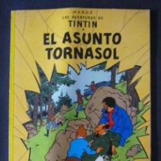 Cómics: LAS AVENTURAS DE TINTÍN-EL ASUNTO TORNASOL-HERGÉ-EDITORIAL JUVENTUD-BARCELONA-OCTAVA EDICIÓN-1983*. Lote 47401996