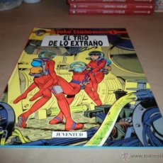 Cómics: YOKO TSUNO, ROGER LELOUP, EL TRIO DE LO EXTRAÑO Nº 1. JUVENTUD. 1979. Lote 47534897