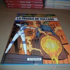 Cómics: YOKO TSUNO, ROGER LELOUP, LA FRAGUA DE VULCANO, Nº 3 JUVENTUD, 1979. Lote 47535104