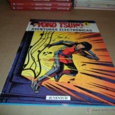 Cómics: YOKO TSUNO, ROGER LELOUP, AVENTURAS ELECTRONICAS, Nº 4, JUVENTUD. 1979. Lote 47535131
