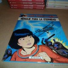 Cómics: YOKO TSUNO, ROGER LELOUP, MENSAJE PARA LA ETERNIDAD, Nº 5. JUVENTUD, 1979. Lote 47535293