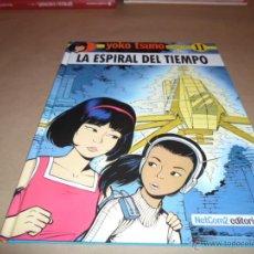Cómics: YOKO TSUNO, ROGER LELOUP, LA ESPIRAL DEL TIEMPO, Nº 11, ED. NETCOM. Lote 47535584