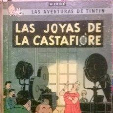 Cómics: TINTIN LAS JOYAS DE LA CASTAFIORE 3ª EDICIÓN. Lote 47651950