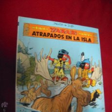 Cómics: ATRAPADOS EN LA ISLA - YAKARI 9 - DERIB & JOB - CARTONE. Lote 47811073
