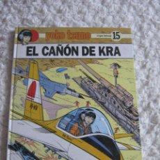 Cómics: YOKO TSUNO - N. 15 - EL CAÑON DE KRA. Lote 91451557