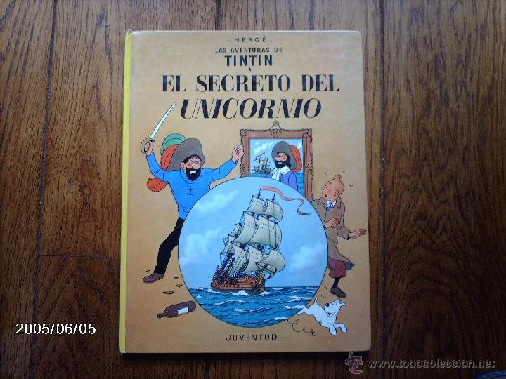 TINTIN - EL SECRETO DEL UNICORNIO (Tebeos y Comics - Juventud - Tintín)
