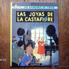 Cómics: LAS AVENTURAS DE TINTIN - LAS JOYAS DE LA CATASFIORE . Lote 48108396