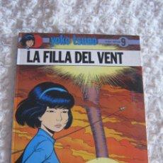 Comics : YOKO TSUNO - N. 9 - LA FILLA DEL VENT - CATALA. Lote 111232122