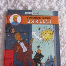 Cómics: BARELLI N. 1 -L´ ENIGMATIC SENYOR BARELLI - CATALA. Lote 48386740