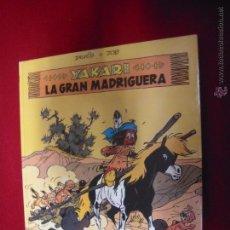 Cómics: LA GRAN MADRIGUERA -YAKARY 10 - DERIB & JOB - CARTONE. Lote 48528373