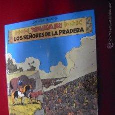 Cómics: LOS SEÑORES DE LA PRADERA - YAKARY 13 - DERIB & JOB - CARTONE. Lote 48528381