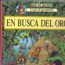 Cómics: CORI EL GRUMETE Nº1. EDITORIAL JUVENTUD, 1993. DIBUJOS DE BOB DE MOOR. Lote 48635071