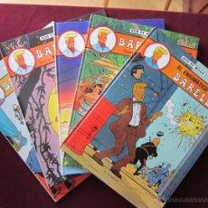 Cómics: BARELLI. COLECCIÓN COMPLETA 5 TOMOS. BOB DE MOR. EDITORIAL JUVENTUD 1990-1992 TEBENI COMO NUEVOS. Lote 48700354